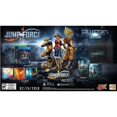 Jump Force Collector's Edition  PlayStation 4