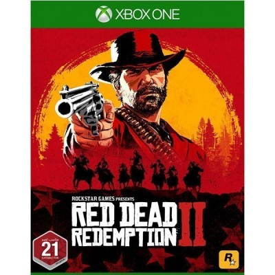Red Dead Redemption 2 Xbox One