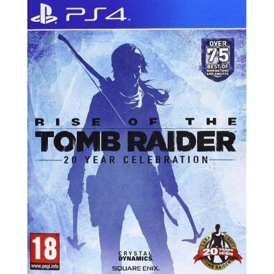 RISE OF THE TOMB RIDER 20YEAR CELEBRATION