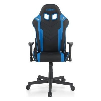 DXRacer NEX Series PC Gaming Chair - Black/Blue | EC-O134-NB-K3-303