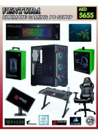 VENTURA  ULTIMATE GAMING PC SETUP