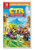 Crash Team Racing Nitro-Fueled - Nitros Oxide Edition Switch