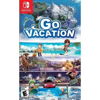 Go Vacation Switch (NTSC)