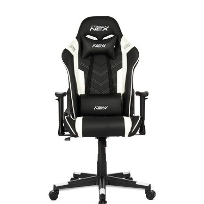 DXRacer NEX Gaming Chair Black /White