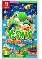 Nintendo Yoshi's Crafted World