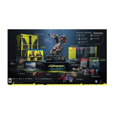 Cyberpunk 2077 Collector's Edition  PlayStation 4