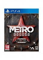 Metro Exodus Aurora Edition PS4