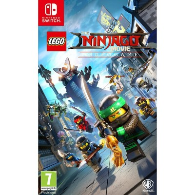 THE NINJAGO MOVIE VIDEOGAME