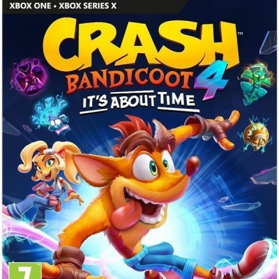 Crash Bandicoot 4 It's About Time Xbox One