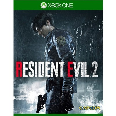 Resident Evil 2 Lenticular Edition Xbox One