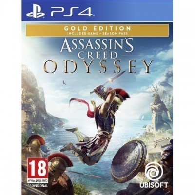 Assassin's Creed Odyssey: Gold Edition PS4