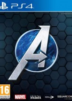Avengers Standard Edition PS4