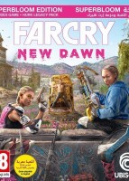 Far Cry: New Dawn Superbloom Edition PS4