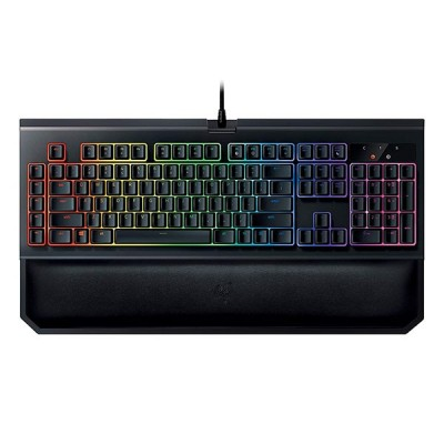 Razer BlackWidow Chroma V2 Keyboard Yellow Switch