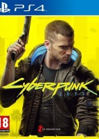 Cyberpunk 2077 PS4 *Buy and get an EXCLUSIVE Steelbook!