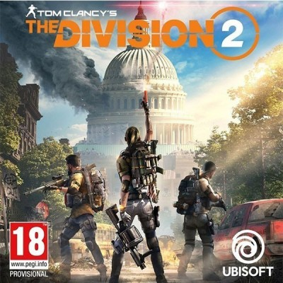 Tom Clancy's - The Division 2 Ps4